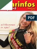Saarinfos Plus Februar 2015 Onlineausgabe
