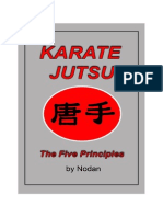 55 Web Bk, Karate Jutsu