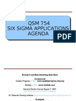 Six Sigma and Minitab 13