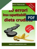 10ErroriInsospettabili - Www.crudoeSalute.com -