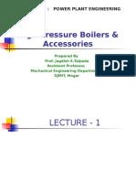 High Pressure Boilers & Accessories_151904_Power Plant Engineering