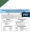 Six Pack P012-SS Tiempo mantenimiento