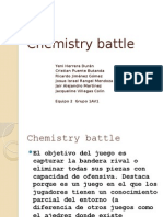 Chemistry Battle (JUego)
