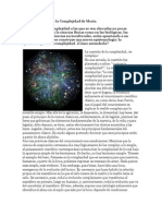 La Epistemología de La Complejidad de Morin