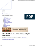 185 Ultimate Beef Jerky