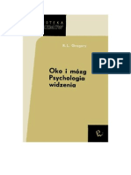 Gregory, Richard L. - Oko i Mózg Psychologia Widzenia – 1971 (Zorg)