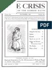 The Crisis, Vol. 1, No. 1, November 1910 - AA.vv