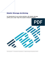 Whitepaper Elastic Storage Archiving