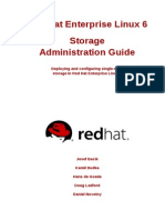 Red Hat Enterprise Linux 6 Storage Administration Guide