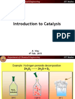 Catalysis Intro