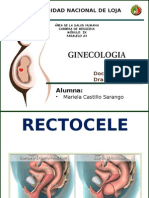 RECTOCELE,ENTEROCELE