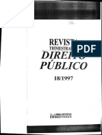 Reforma Administrativa e Direito Adquirido