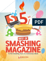 Best of Smashing Magazine - To Smashing 05 Years