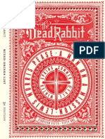 Dead Rabbit Mixed Drinks