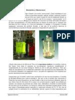 Biocinética y Biorreactores