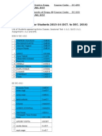 EC-201+EC-101 (Electronics Engg. orElements of Engg.)_Reapper_Schedule_Assign_Quiz_Sess.