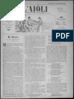 L'Aiòli. - Annado 09, n°323 (Desèmbre 1899)