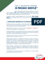 Reglamento Promocion LAN Nestle