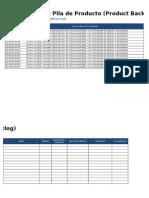 Informatica Plantilla de Product Backlog
