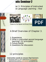 chapter 3 instructed l2 learning