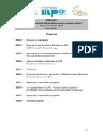 programa seminario cplp