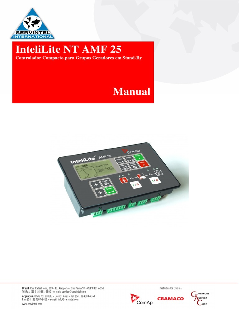 Intelilite nt amf25 manual portugus fandeluxe Gallery