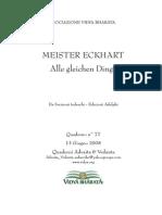 Airm-Quaderno-N°-77-Meister-Eckhart-Alle-gleichen-dinge