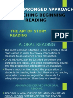 THE ART OF STORY                                  READING.pptx