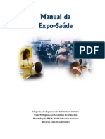 Manual Expo Saúde Brasil
