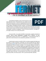 Importancia de Internet; by DrCidBaez