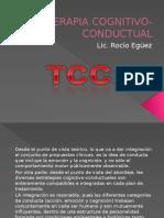 Terapia Cognitivo Conductual 1