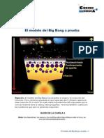 Nuevo Origen Del Big Bang - Jose Peña
