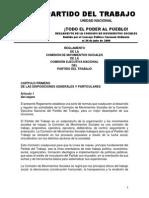 2.- Reglamento Movimientos Sociales