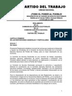 3- Reglamento Asuntos Electorales
