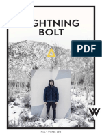Lightning Bolt FW15 # Lookbook