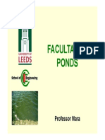 Facultative Ponds