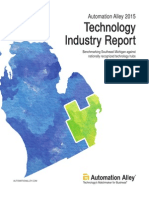 Automation Alley Technolgy Industry Report