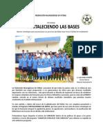 Concacaf 2013 Fortaleciendo Las Bases-signed
