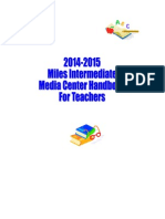 lp miles media handbook for teachers 2014