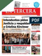 Diario La Tercera 12.02.2015