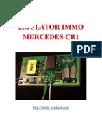 Mercedes Benz Cr1 Immo Emulator