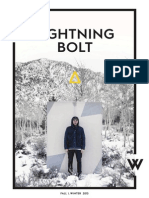 Lightning Bolt FW15 # Workbook