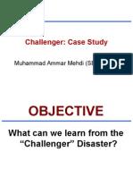 Ammar Challenger Presentation 2011