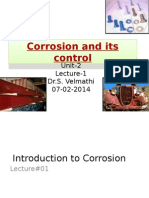 Corrosion Lecture 1