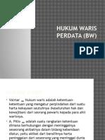 hukum waris perdata (bw).pptx