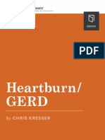 Heartburn GERD