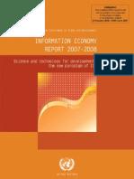 Information Economy Report 2007-2008