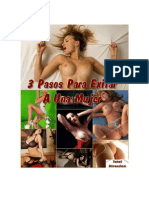 3 Pasos Excitar Mujer