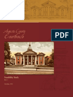 Augusta Courthouse Study Vol. 1