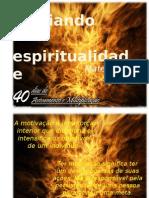 Avaliando Sua Espiritualidade